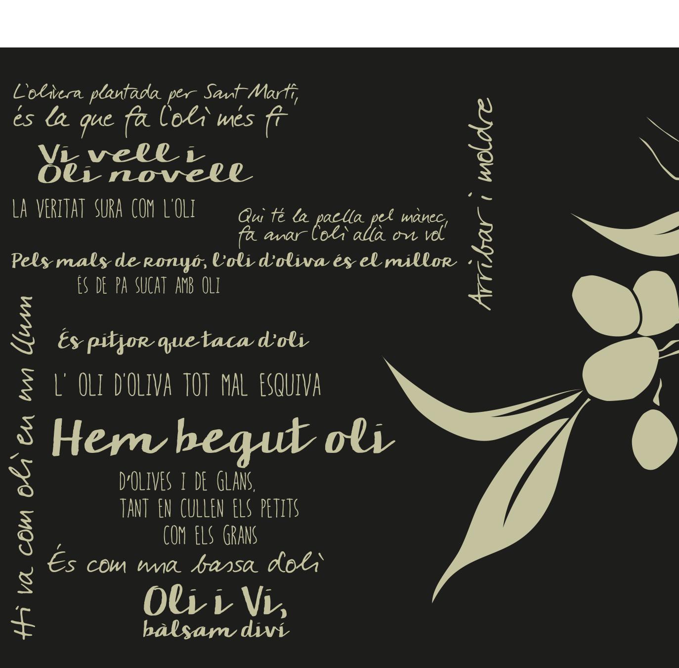 Vins i Olis Suñer – Olis de Catalunya - Oli d'oliva verge extra ecológic de la varietat Arbequina
