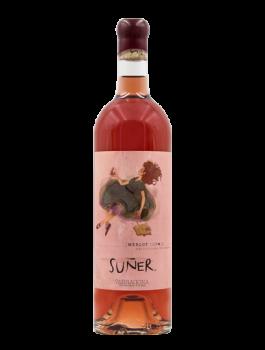 Vins i Olis Suñer – Vins catalans amb denominació d'origen DO Tarragona - Rosat Merlot - Celler familiar a la Ribera d'Ebre